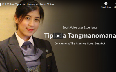 The Athenee Hotel Applies Mobile Learning for Employee Training